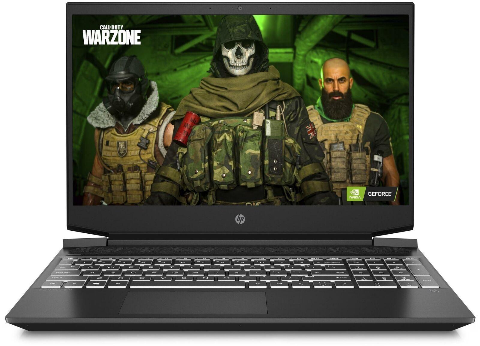 "HP Pavilion 15.6"" FHD IPS Ryzen 5 4600H GTX 1650Ti 8GB RAM 256GB SSD Gaming Laptop, £579.97 with code at Box_deals/ebay"