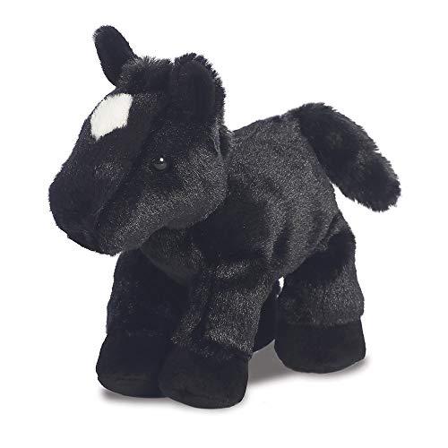 AURORA, 13297, Mini Flopsie Horse, 8In, Soft Toy, Black £2.92 Amazon Prime (+£4.49 Non Prime)
