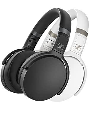 Sennheiser HD 450BT Wireless Headphones, with active noise cancellation - Black / White £90.84 @ Amazon Spain