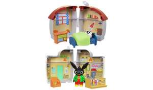 Bing Mini House Playset Assortment £13 at Argos Free click & collect