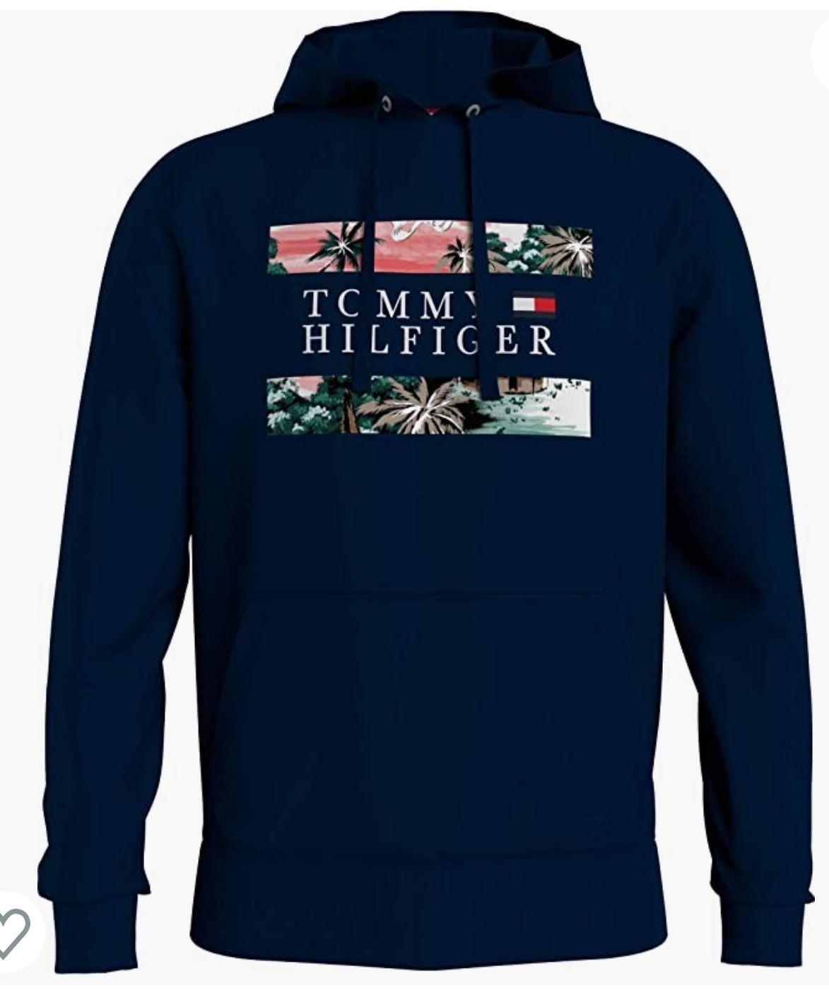 Tommy Hilfiger Men's Hawaiian Flag Hoody Hooded Sweatshirt £42.99 at Amazon