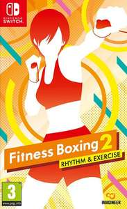 Fitness Boxing 2 (Switch) £22.77 on Amazon