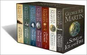 A Game of Thrones: The Story Continues: The Complete Boxset of All 7 Books (A Song of Ice and Fire) £42 at WH Smith