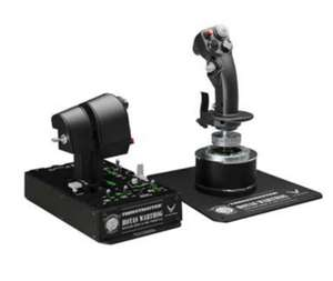 Thrustmaster Hotas Warthog Flight Joystick And Throttle 15 action buttons in total + 1 TRIM wheel £334.78 delivered at Scan