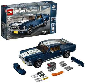 Lego Creator 10265 Expert Ford Mustang Collector's Car - £101.99 delivered @ John Lewis & Partners