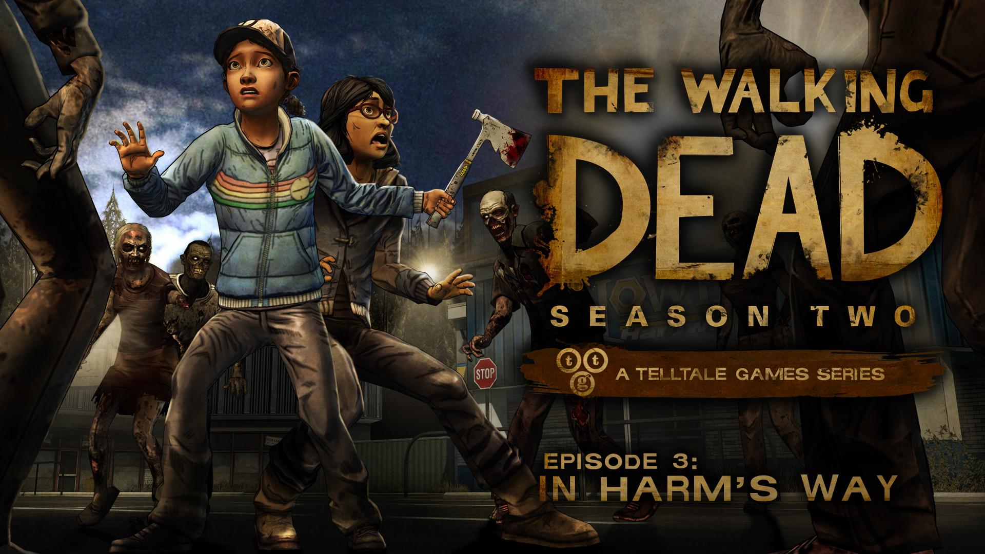 The Walking Dead: Season Two Episodes 1, 3 & 4 [Xbox 360 / Xbox One / Series X S] Free @ Xbox Store