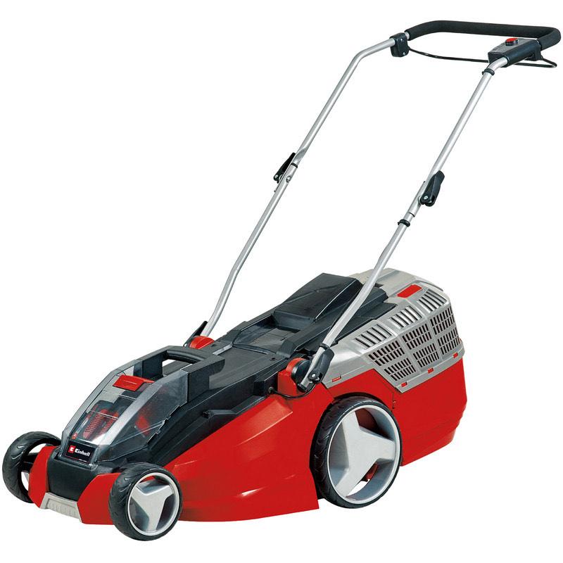 Einhell GE-CM 43 Li M Power X-Change 36V (2x18V) 43cm Brushless Cordless Lawnmower 2 x 4.0Ah