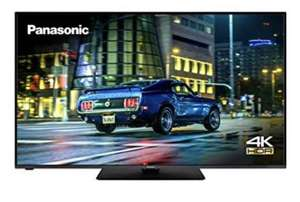 Panasonic TX-50HX580BZ 50 Inch 4K Ultra HD Multi HDR LED LCD Smart TV with Freeview Play (2020), Black £379 at Amazon