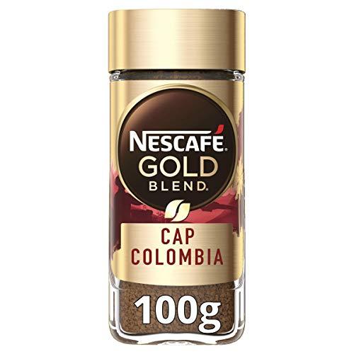 Nescafe GOLD Blend Columbia Instant Coffee 100g £2.25 / Nescafé Alta Rica Instant Coffee Jar,100g £2.25 Amazon Prime (+£4.49 Non Prime)
