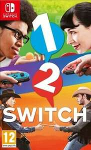 1-2-Switch (Switch) used - £19.79 delivered with code @ Music Magpie / eBay