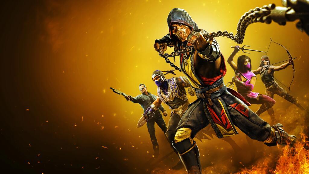 Mortal Kombat 11 Ultimate PS4 & PS5 - £24.99 @ Playstation Store