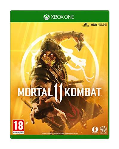 Mortal Kombat 11 (Xbox One) - £9.99 Prime (+£2.99 non Prime) @ Amazon