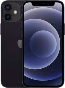 iPhone 12 mini 64GB, 30gb data, Vodafone - £26/month + £75 upfront = £699 total over 24 months via Uswitch