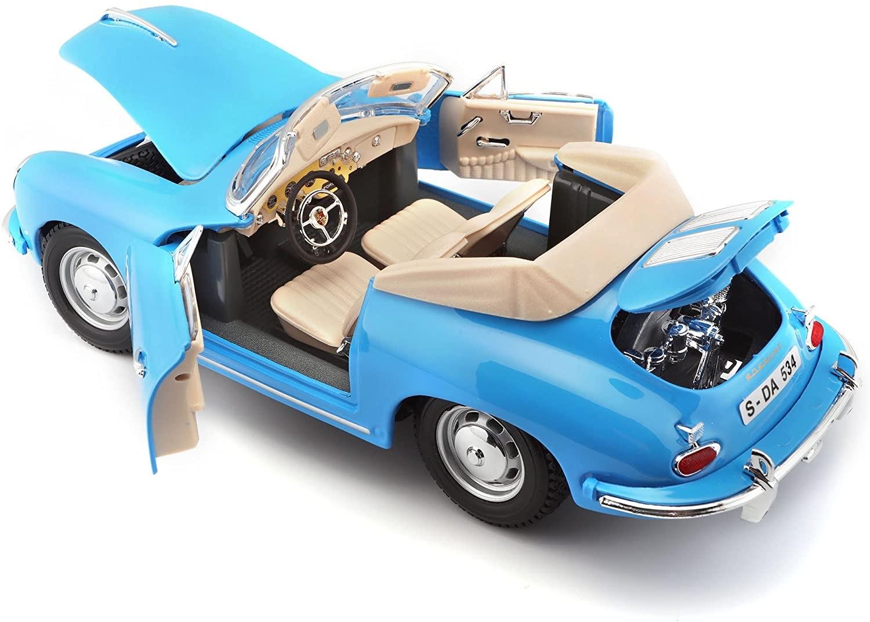 Bburago 1:18 Porsche 356B Cabriolet (1961) - £29.80 @ Amazon