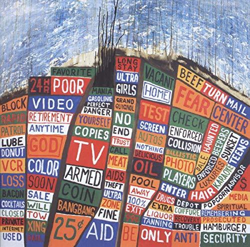Radiohead- Hail to the Thief (Vinyl) Double Album £15.42 Prime (+£2.99 Non Prime) @ Amazon