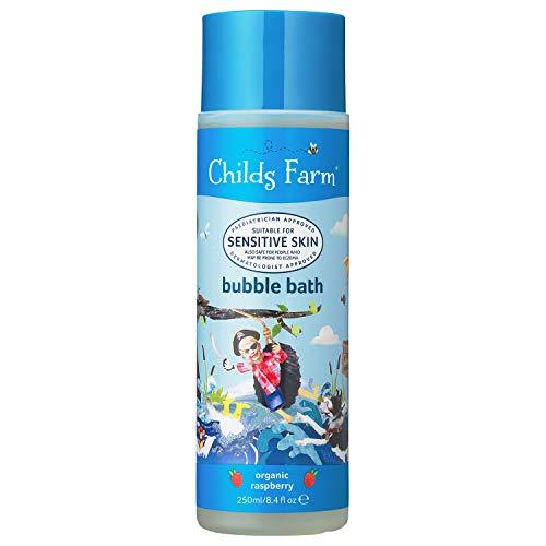 Childs Farm - Children's Bubble Bath, Gently Cleanses, Sensitive Skin, Organic Raspberry, 250ml £2.10 Prime (+£4.49 Non Prime) @ Amazon