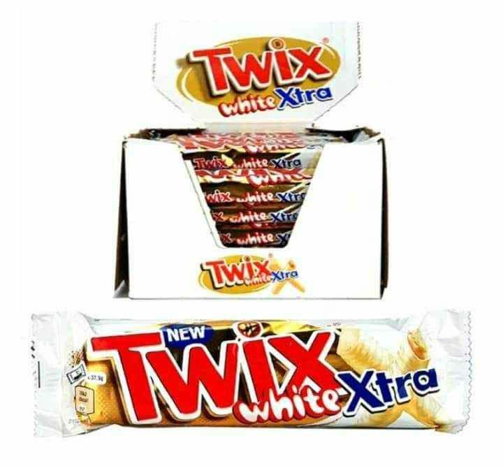 Twix Xtra White Chocolate Bars are 3 For £1 @ Fultons Foods, Ashton-under-Lyne