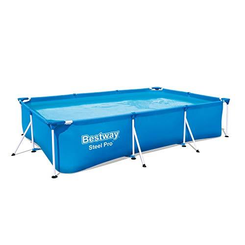 9.1ft Steel Pro Bestway Rectangular Frame Swimming Pool - £88.26 (UK Mainland) Sold by Amazon EU @ Amazon