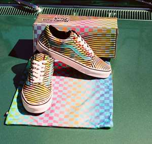 Vans x Anderson Paak Old Skool DX Trainers £35 Free click & collect or £3.99 delivery @ Offspring