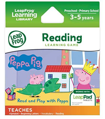 LeapFrog 490403 Leap Pad Peppa Pig Cartridge £4.23 (Prime) + £4.49 (non Prime) at Amazon