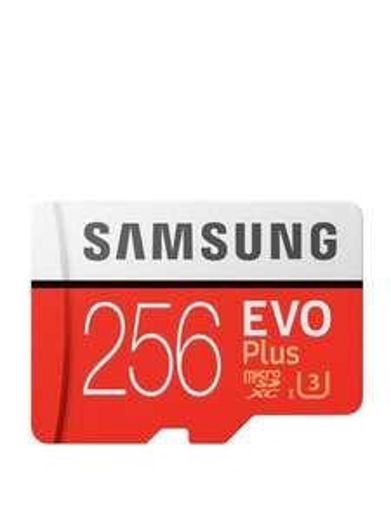 Samsung Evo Plus 2020 256GB MicroSDXC Free Click & Collect @ Very