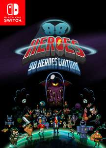 88 Heroes: 98 Heroes Edition (Nintendo Switch) by Rising Star Games - £9.99 delivered @ Base