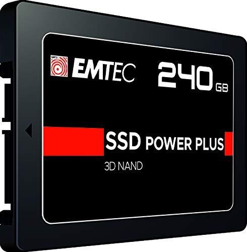 "240GB - Emtec X150 Power Plus SATA 2.5"" SSD 520MB/s - £18.89 Prime (+£4.49 Non Prime) delivered @ Amazon"