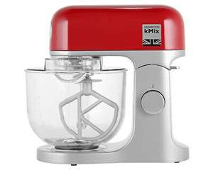 Kenwood kMix KMX754RD Spicy Red Stand Mixer - £233.10 using code @ Crampton and Moore / Ebay