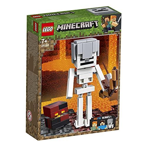 LEGO Minecraft 21150 BigFig Skeleton - £12.99 Prime (+£4.49 Non-prime) @ Amazon