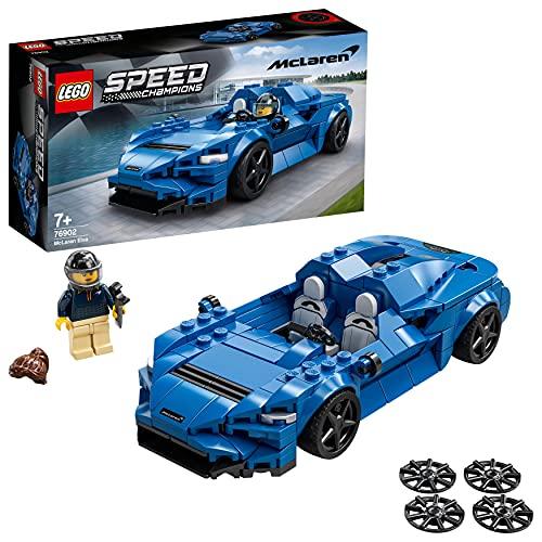 LEGO Speed Champions McLaren Elva - 76902 - £12.95 Prime / +£4.49 non Prime at Amazon
