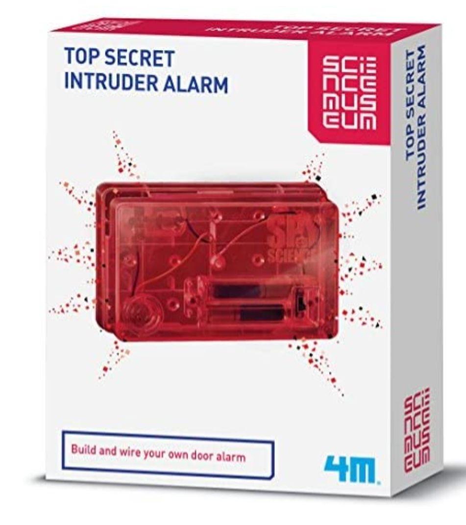 Science Museum Intruder Alarm £4.49 Prime at Amazon (+£3.99 non Prime)