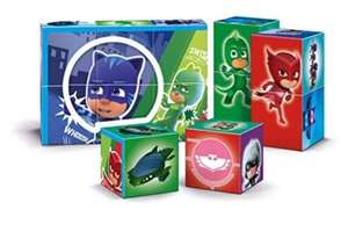 PJ Masks Cube Puzzle £1.93 Free Prime Delivery £4.49 non Prime at Amazon
