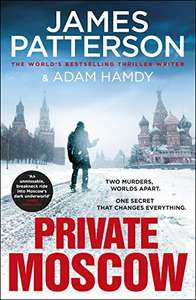 Selection of James Patterson Kindle books 99p @ Amazon (More in OP)
