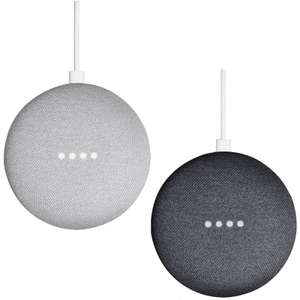 Google Home Mini instore at B&M for £25