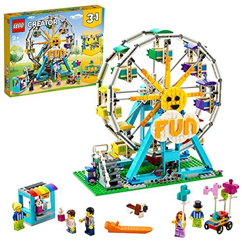 LEGO 31119 Creator Ferris Wheel £60.82 @ Amazon