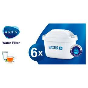 Brita Maxtra+ 6 Pack Cartridges Now £20 Instore and Online £20 @ Waitrose and Partners