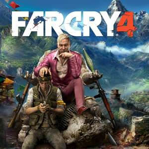 [PS4] Far Cry 4 - £4.99 @ PlayStation Store