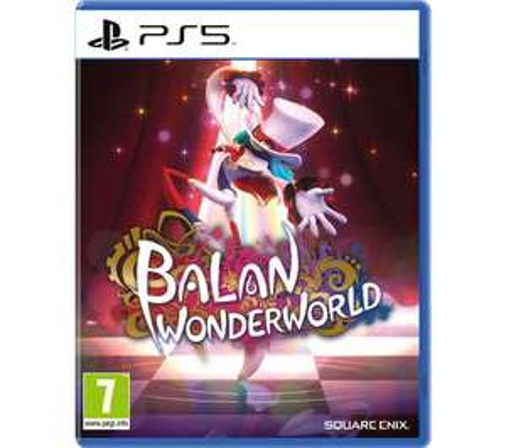 PLAYSTATION Balan Wonderworld - PS5 £14.97 @ Currys