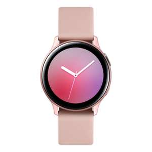 Samsung Galaxy Active 2 Pink Gold (40mm) with free Trio Charger £159 using code (£109 using £50 Samsung cashback) @ Samsung
