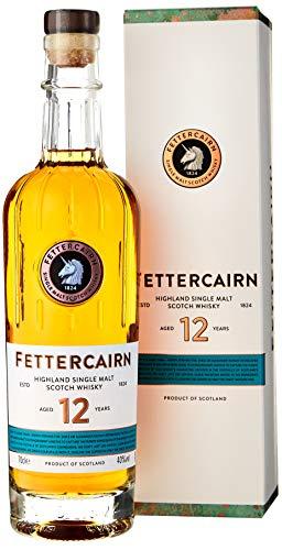 FETTERCAIRN 12 YO Highland Single Malt Scotch Whisky, 70 cl £34.95 @ Amazon