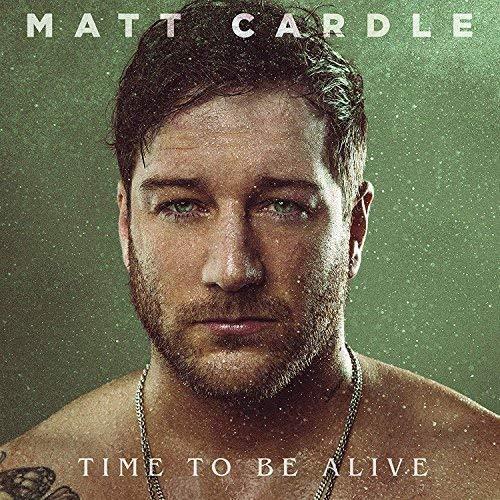 Matt Cardle - Time to Be Alive VINYL £7.20 @ Rarewaves