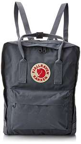Fjällräven Kanken Super-Grey Backpack - £43.10 @ Amazon