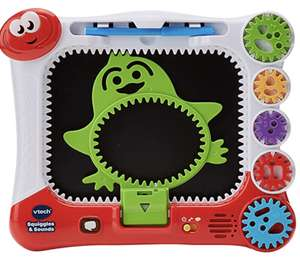 Vtech Digiart Squiggles and Sounds - £8.86 (+£4.49 Non-Prime) @ Amazon