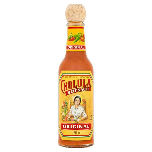 Cholula hot sauce original 150ml in Lidl for £1.25