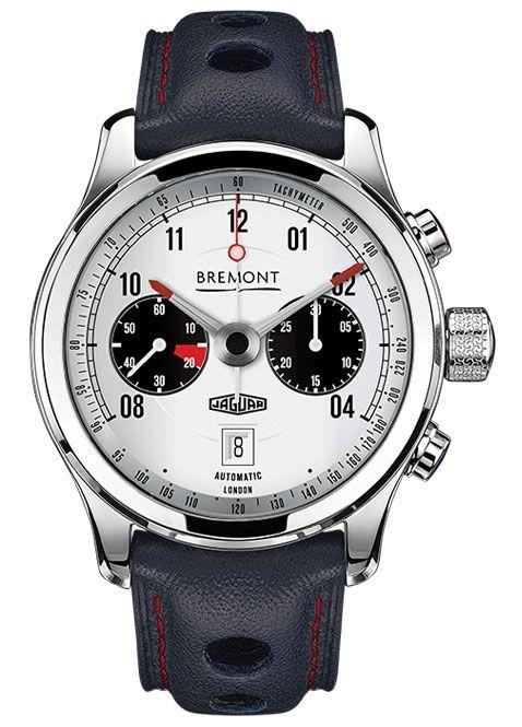Bremont Jaguar MKII White Dial Mens Watch - £4,235 @ Banks Lyon