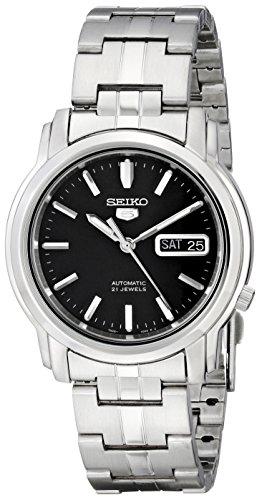 Seiko 5 Automatic 21 Jewels Men's Watch, £56.56 (UK Mainland) sold by Amazon US at Amazon