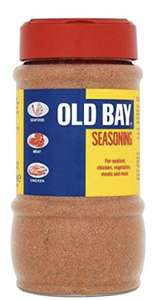 Old Bay Seasoning 280g - £3.88 (+£4.49 Non-Prime) from Amazon