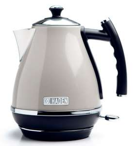 Haden Cotswold Stainless Steel Jug Kettle and 2 slice toaster in putty £54.98 delivered @ Leekes
