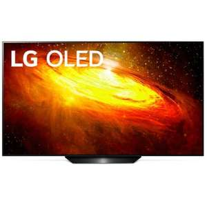 LG OLED55BX6LB 55 Inch 4K Ultra HD OLED TV - 5 Years Warranty + Free LG HBSFN4 Wireless Earbuds Delivered Using Code - £899 @ RGB Direct