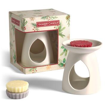 Melt Warmer Gift Set - £13.44 delivered @ Yankee Candle Shop